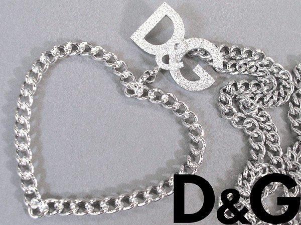 D G donna collana Dolce   Gabbana DJ1014 - Gioielli Moda 46c726275d4