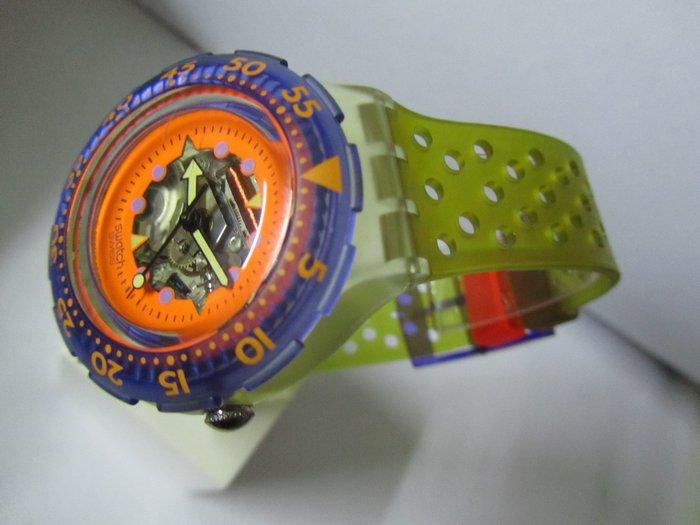 Collezioni Limitate orologio Swatch Scuba 200 0061990 Orologi